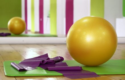 Swiss Ball/Pilates